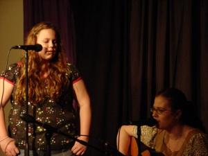 Naomi and Judah -- a sister act