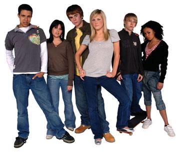grupo teens: