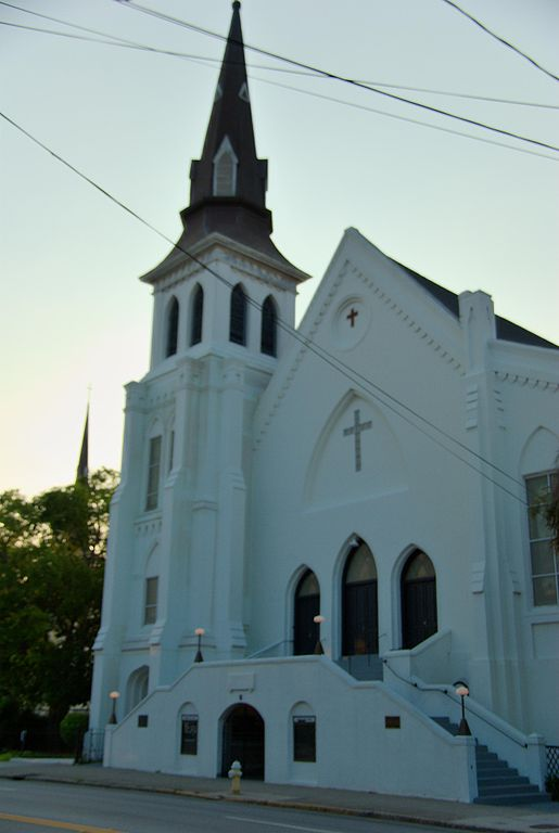 Emanuel AME Church is the oldest AME church in the south and the second oldest in the world.